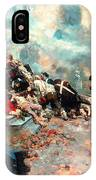 Pyle: Chew House Attack IPhone Case