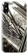 Pyramid. Paris. IPhone Case