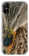 Quack IPhone Case
