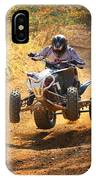 Quad Rider  IPhone Case