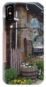 Quaint Rockport IPhone Case