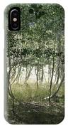 Quaking Aspen IPhone Case