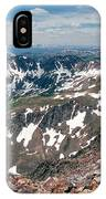 Quandry Peak 14264 IPhone Case