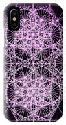 Quantum Snowfall IPhone Case