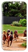 Quarter Turn 1 012md2 IPhone Case