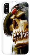 10007 Queen Astra Of Arkonia IPhone Case