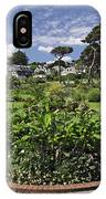 Queen Mary Gardens - Falmouth IPhone Case