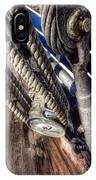 Queen Mary Ship Turnbuckle IPhone Case