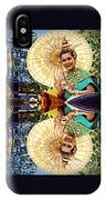 Queen Of Reflections IPhone Case