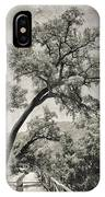 Quercus Suber Retro IPhone Case