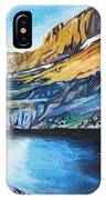 Quick Sketch - Kit Carson Peak IPhone Case