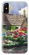 Quiet House Along The River IPhone Case
