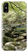 Quiet Place In The Smokies IPhone Case