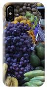 Quito Ecuador Market 1 IPhone Case