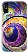 Quizzical IPhone Case