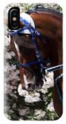 Racing Horse  IPhone Case