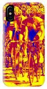 Racing Pelaton IPhone Case