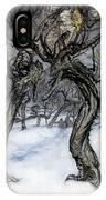 Rackham: Whisper Trees IPhone Case