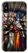 Radiant Jesus IPhone Case
