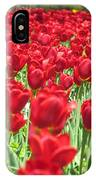 Radiant Red IPhone Case