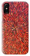 Radiation Red  IPhone Case