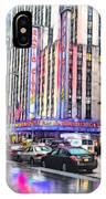 Radio City Music Hall New York City - 2 IPhone Case
