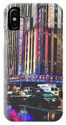 Radio City Music Hall New York City- 1 IPhone Case