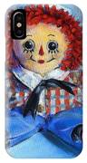 Raggedy Andy IPhone Case