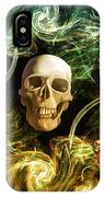Raging Wars Of Pirates Past IPhone Case