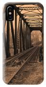 Railbridge IPhone Case