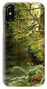 Rain Forest 2 IPhone Case
