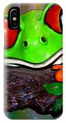 Rain Forest Frog IPhone Case
