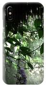 Rain Forest Overhang IPhone Case