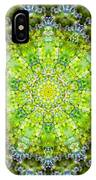 Lluvia Mandala IPhone Case