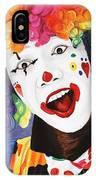 Rainbow Clown IPhone Case