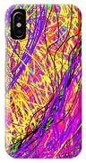 Rainbow Divine Fire Light IPhone Case