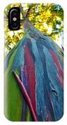 Rainbow Eucalyptus IPhone X Case