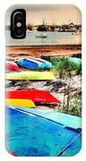 Rainbow Fleet IPhone Case