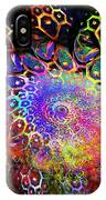 Rainbow Leopard IPhone Case