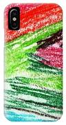 Rainbow Paintbrush IPhone Case