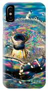 Rainbow Splash IPhone Case