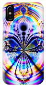 Rainbows And Dragonflies IPhone Case