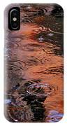 Raindrops 29412 IPhone Case