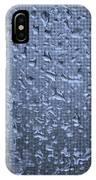 Raindrops On Window I IPhone Case