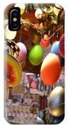 Raining Eggs IPhone Case