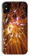 Raining Fire IPhone Case