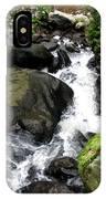 Rainy Season Runoff IPhone Case