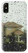 Rainy Tropics IPhone Case