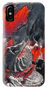 Raked Over The Coals IPhone Case