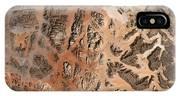 Ram Desert Transjordanian Plateau Jordan IPhone X Case